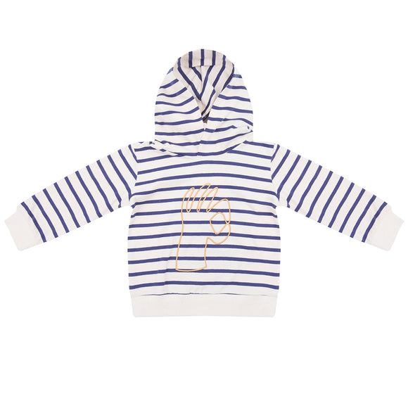 Little Indians Okay Hoodie - Bloom Moda