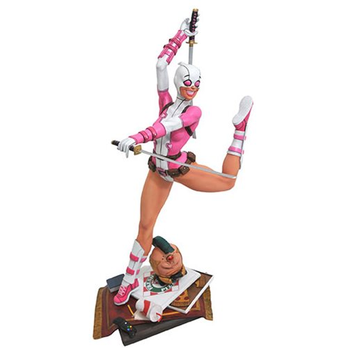 Marvel Premier Collection Gwenpool Statue