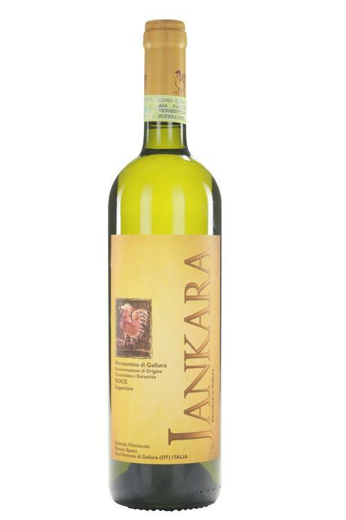 Jankara - Jankara - Vermentino Di Gallura Superiore DOCG Gallura 2015 - Buy White Online Hong Kong - Cheese Meets Wine