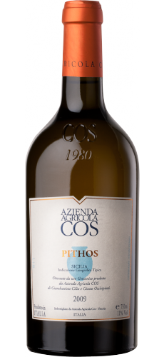 COS - COS - 'Pithos Bianco' IGT Sicilia 2013 - Buy White Online Hong Kong - Cheese Meets Wine