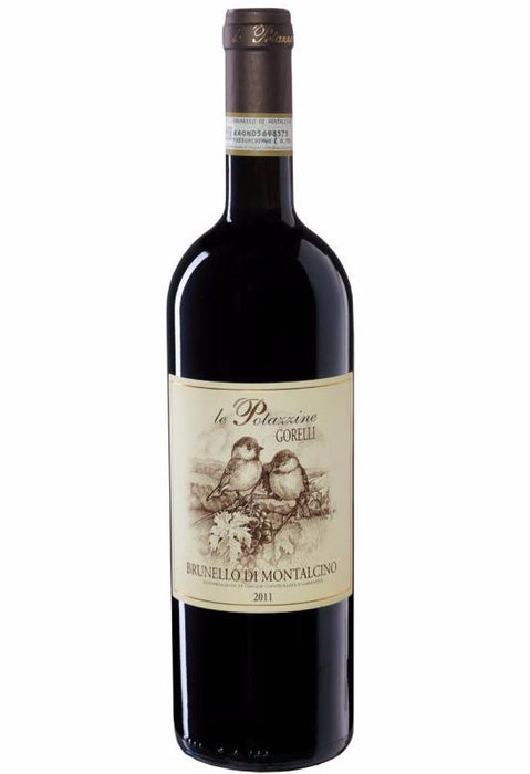 Le Potazzine - Le Potazzine - Brunello di Montalcino DOCG 2012 - Buy Red Online Hong Kong - Cheese Meets Wine