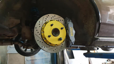 CEIKA Custom Big Brake Kit for Toyota Corolla KE70 TE70 TE72 (79~84)