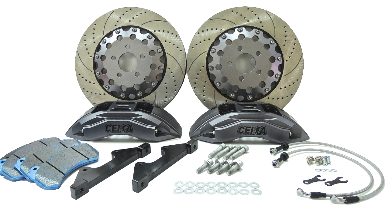 CEIKA Custom Big Brake Kit for Mercedes-Benz W176 A-Class A45 AMG (12~17)