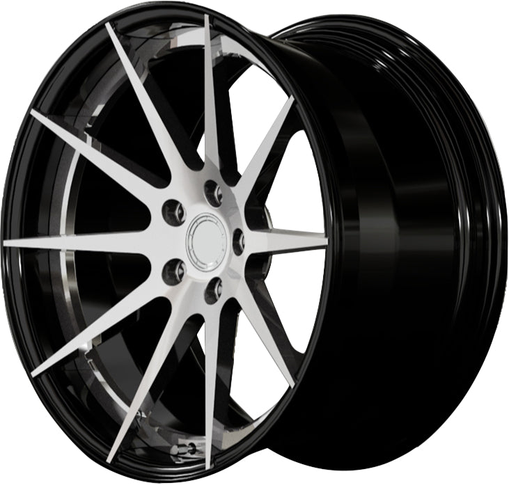 CEIKA EX/10 Forged 2-piece Custom Wheels