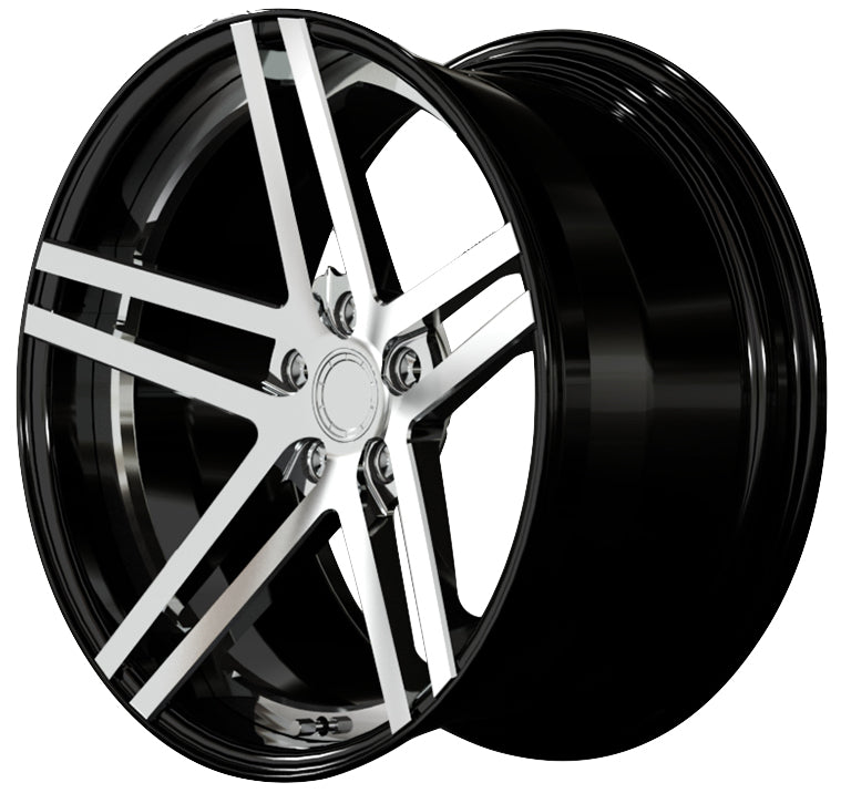 CEIKA EX/16 Forged 2-piece Custom Wheels