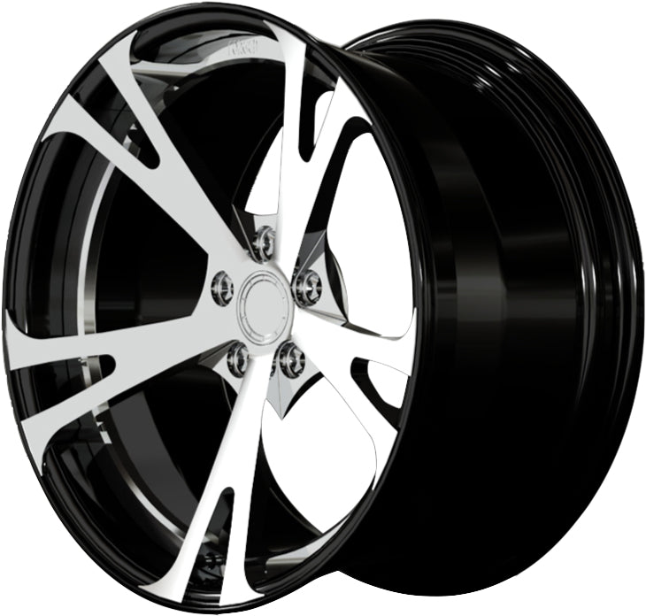 CEIKA EX/21 Forged 2-piece Custom Wheels