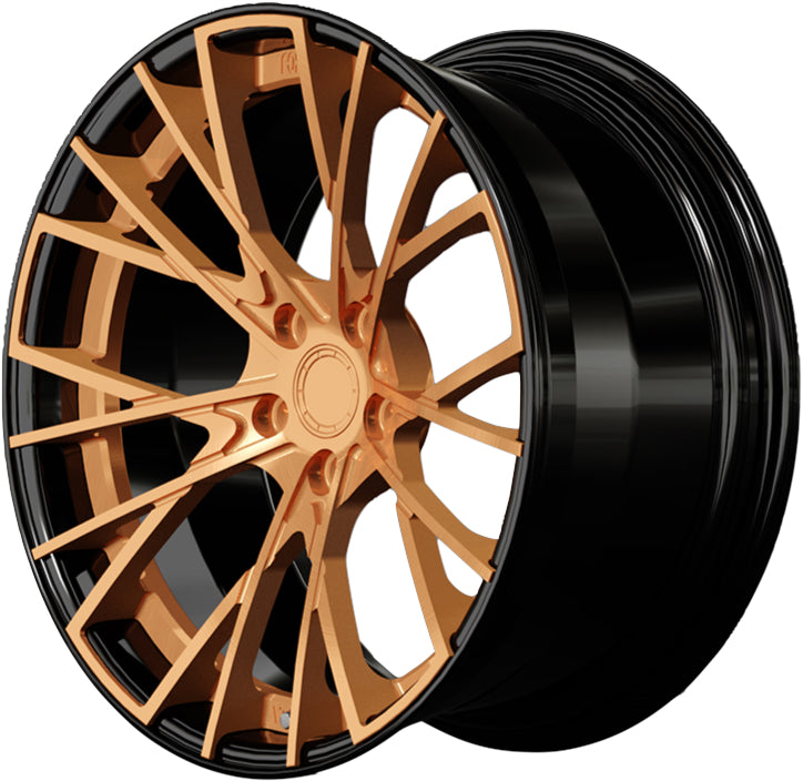 CEIKA EX/25 Forged 2-piece Custom Wheels