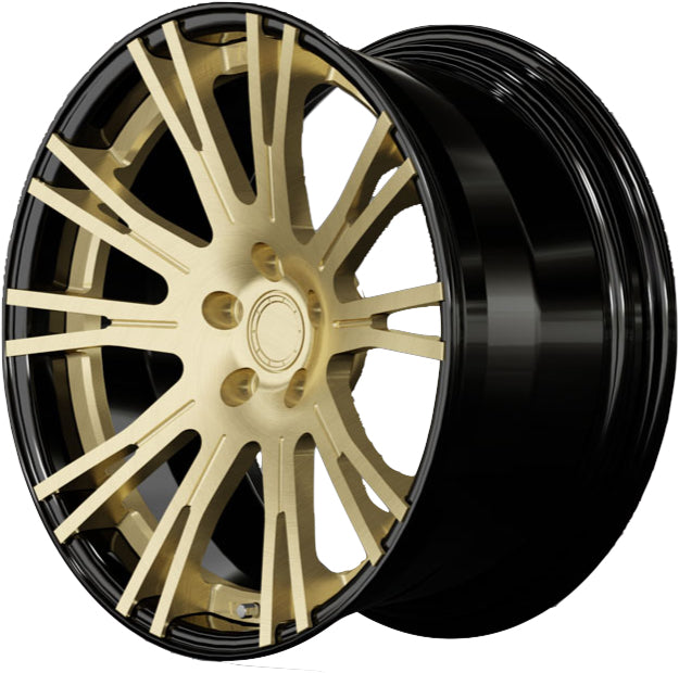 CEIKA EX/31 Forged 2-piece Custom Wheels
