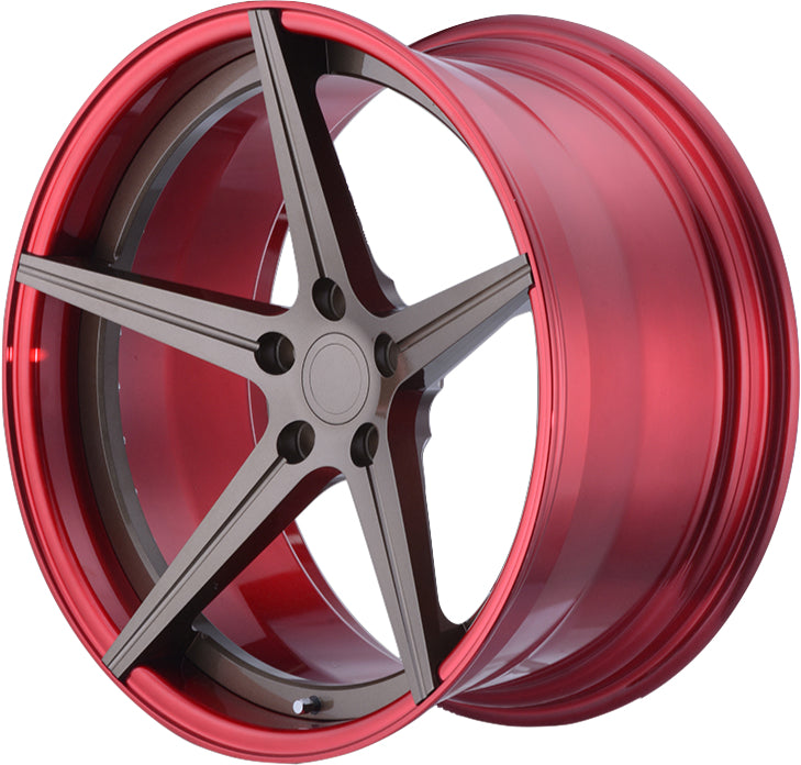 CEIKA EX/3 Forged 2-piece Custom Wheels