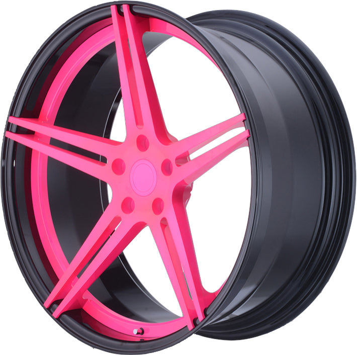 CEIKA EX/4 Forged 2-piece Custom Wheels
