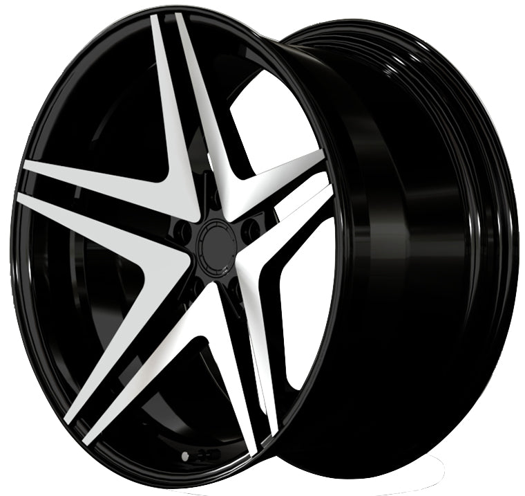 CEIKA EX/6 Forged 2-piece Custom Wheels