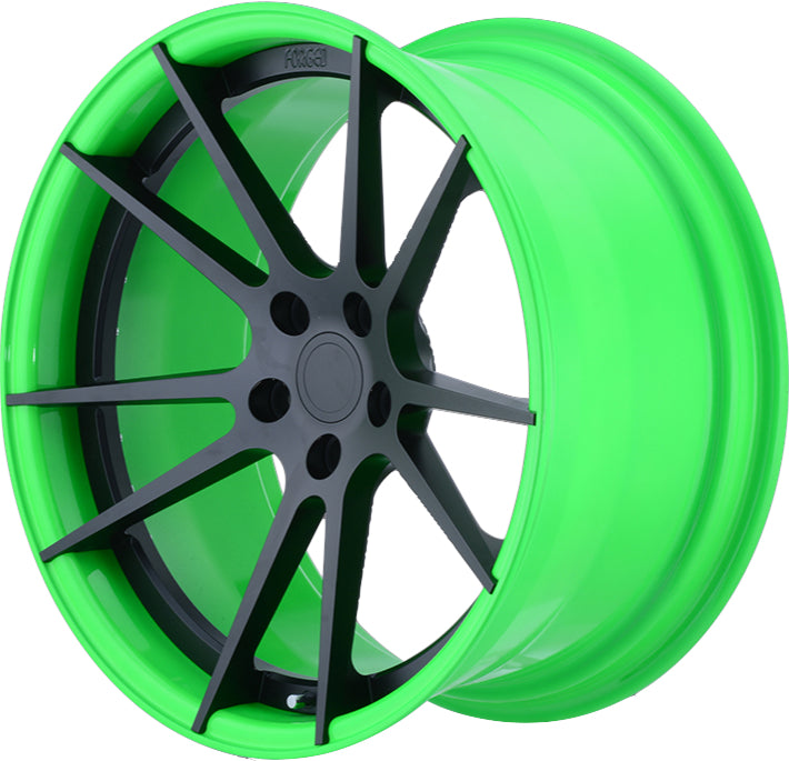 CEIKA EX/9 Forged 2-piece Custom Wheels