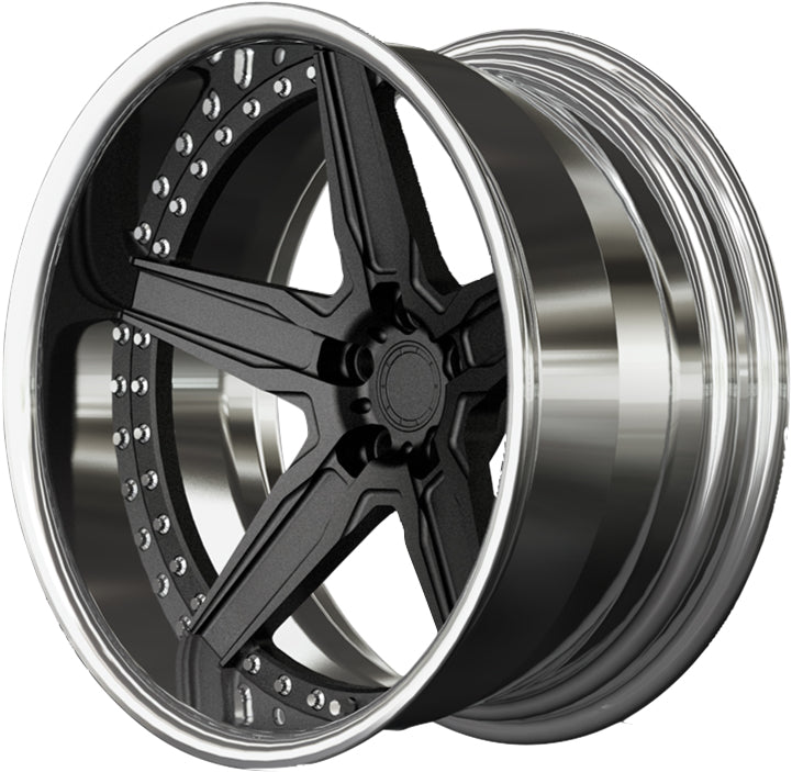 CEIKA GT/18 Forged 2-piece Custom Wheels
