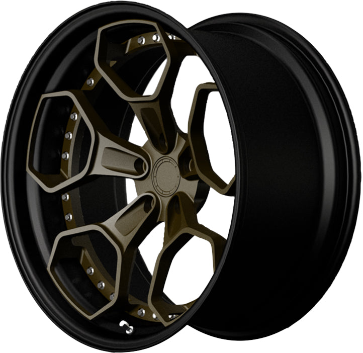 CEIKA SE/9 Forged 2-piece Custom Wheels