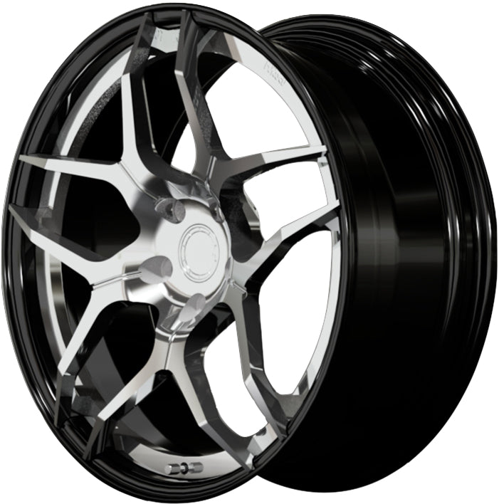 CEIKA SX/4 Forged 2-piece Custom Wheels