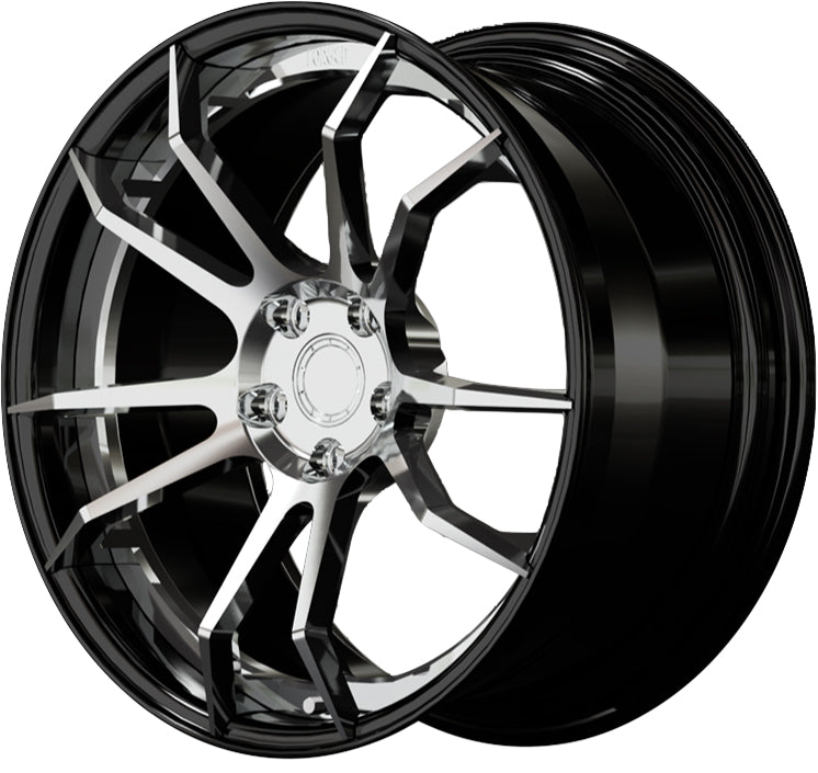 CEIKA SX/6 Forged 2-piece Custom Wheels