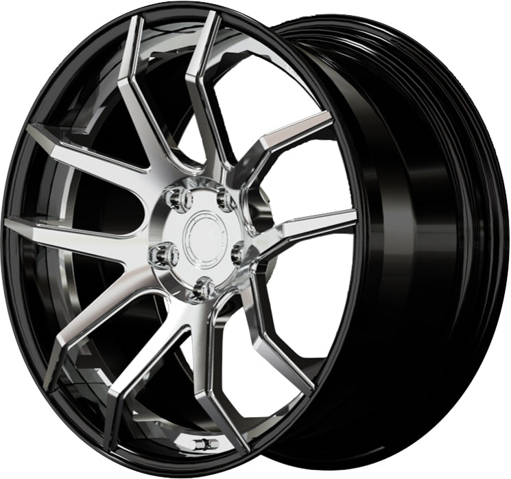 CEIKA SX/8 Forged 2-piece Custom Wheels