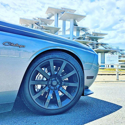 CEIKA Custom Big Brake Kit for Dodge Challenger R/T (08~14) - ceikaperformance
