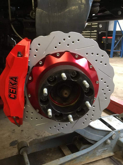CEIKA Custom Big Brake Kit for Ford Ranger T6 (12~up) - ceikaperformance