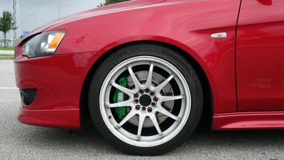 CEIKA Custom Big Brake Kit for Mitsubishi Lancer Ralliart (09~16)