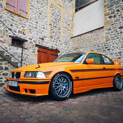 CEIKA Type 1M Coilovers for BMW 3-series E36 318i 320i 323i 325i (92~98) Rear Coilovers Conversion
