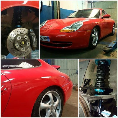 CEIKA Type 1M Coilovers for Porsche 911 (996) Carrera 2 C2 (97~05)