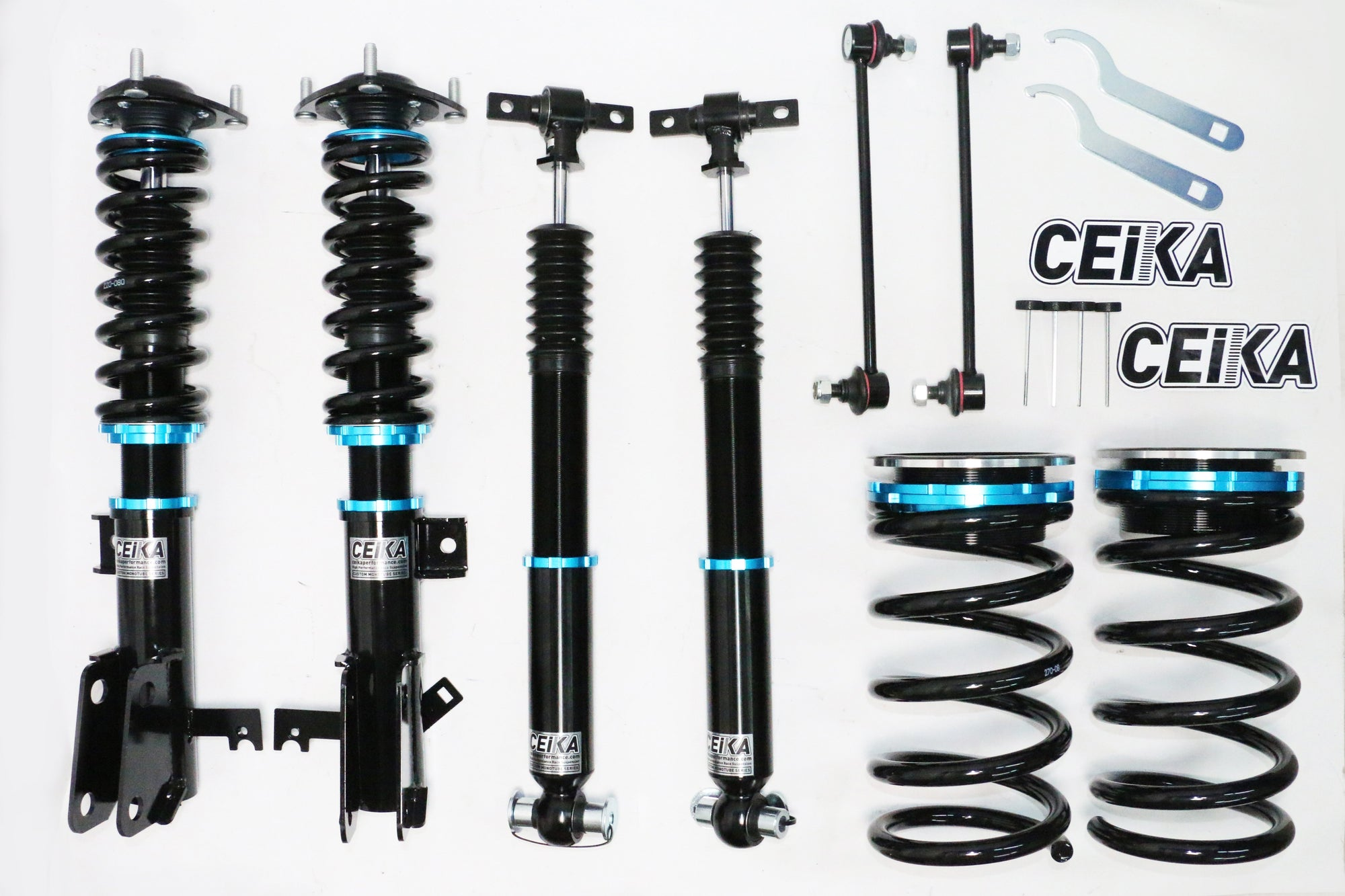 Honda Pilot MK2  (08~up) CEIKA Custom 1M Coilovers