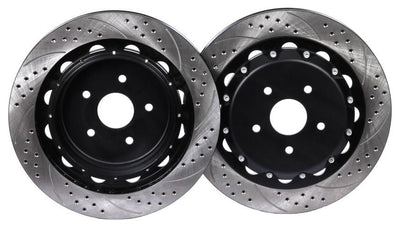 Custom Specs 2-piece Performance Rotors - ceikaperformance
