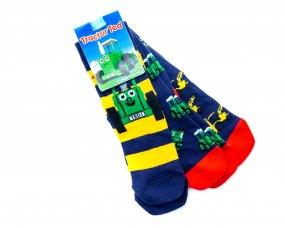 Tractor Ted 3 pack Socks Funky Kids Magherafelt