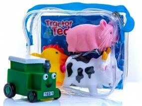 Tractor Ted Bath Squirters (set of four) Funky kids Magherafelt