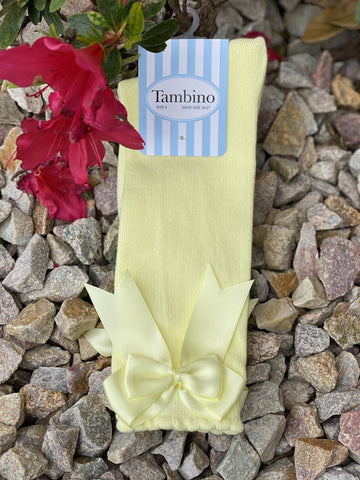 Tambino Double Bow Socks Funky kids - Magherafelt
