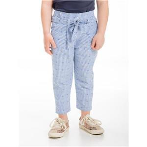 UBS2 GIRLS PENCIL BLUE TROUSERS
