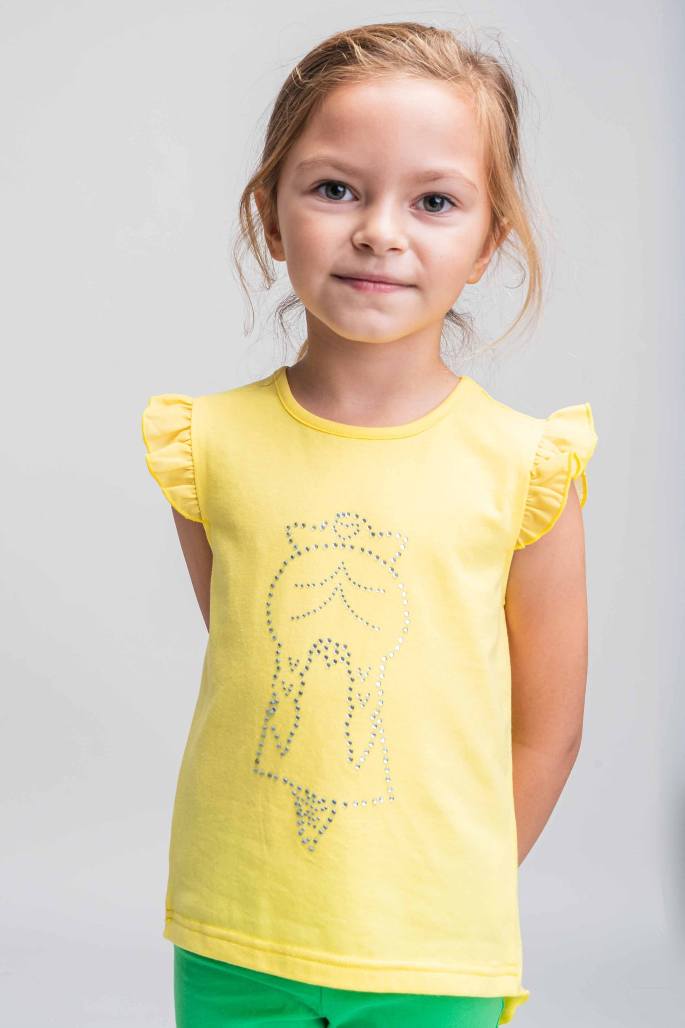 Rosalita Senoritas Girls Somerset Top Funky Kids
