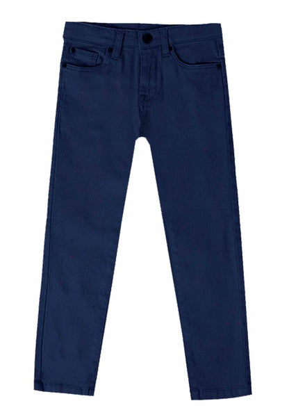 Ubs2 Boys Navy Chinos Funky kids