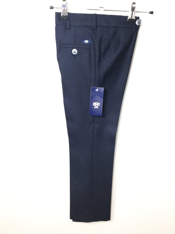 1880 CLUB BOYS DARK NAVY TROUSERS MAGHERAFELT