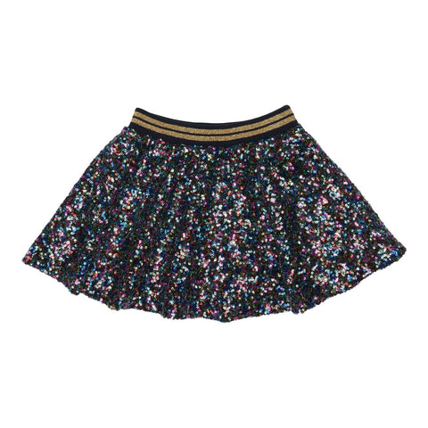 Happy Calegi Girls Sequins Skirt Funky kids - Magherafelt