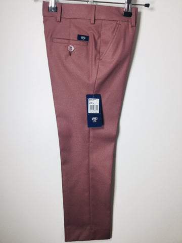 1880 CLUB BOYS PINK SALMON TROUSERS MAGHERAFELT