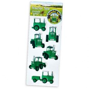 Tractor Ted 3D Sticker sheet Funky Kids Magherafelt