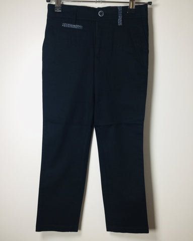 1880 CLUB BOYS NAVY CHINO MAGHERAFELT