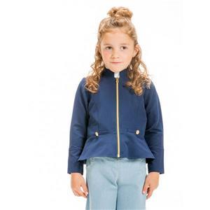 UBS2 GIRLS NAVY JACKET