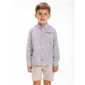 UBS2 BOYS PATTERN SHIRT