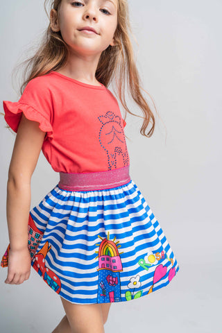 Rosalita Senoritas Greenville Girls Skirt Funky kids