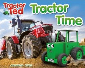 Tractor Ted Tractor Time Book Funky kids - Magherafelt