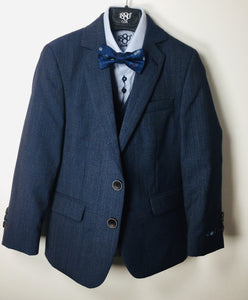 1880 CLUB BOYS NAVY BLAZER MAGHERAFELT