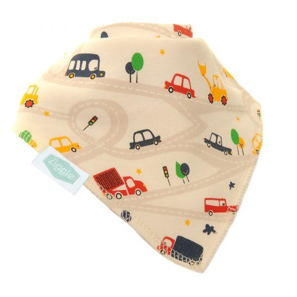 Ziggle boys vehicles bib funky Kids Magherafelt
