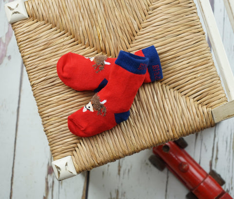 Blade & Rose Boys Highland Cow Socks Funky kids Magherafelt