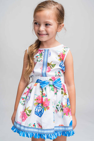 Rosalita Senoritas Sherman Girls Floral Top Funky kids