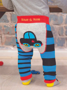 Blade & Rose Boys Car Leggings Funky kids - Magherafelt