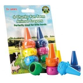 Tractor Ted Farm Crayons Funky Kids Magherafelt