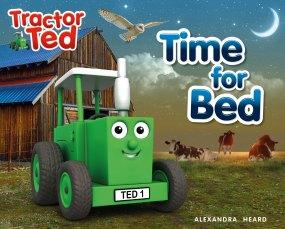 Tractor Ted Time For Bed Book Funky Kids Magherafelt